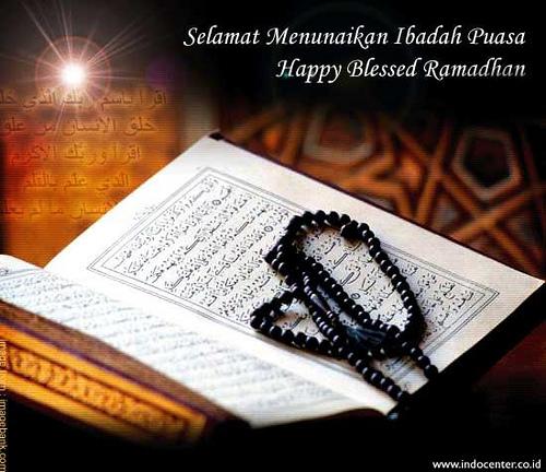 datangnya ramadhan mulia